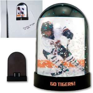 Personalized Photo Magnetic Snow Globe