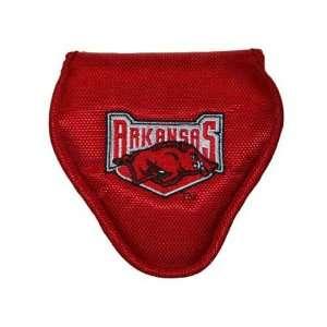 Arkansas Razorbacks NCAA Mallet Putter Cover