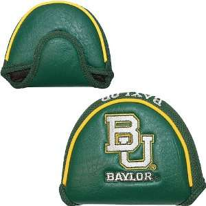 Baylor Bears Mallet Putter Cover From Team Golf Sports
