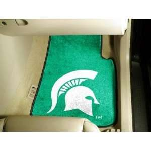 Michigan State MSU Spartans Carpet Car/Truck/Auto Floor