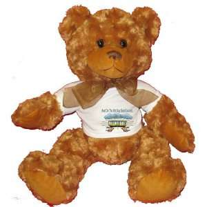 And On The 8th Day God Created MILLWRIGHTS Plush Teddy