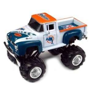 UD NFL 56 Ford Monster Truck Miami Dolphins  Sports