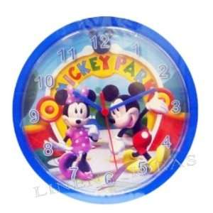 Disney Mickey Mouse Clubhouse Wall Clock Toys & Games