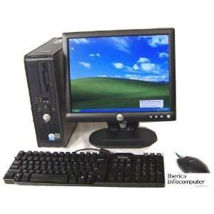 DELL GX520 SFF DUAL CORE 2.8GHz 80GB 1GB COMBO XP PRO KEY