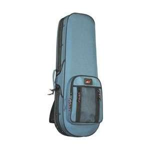 Cases Lightweight Full Sized Violin Case (Teal) Musical Instruments