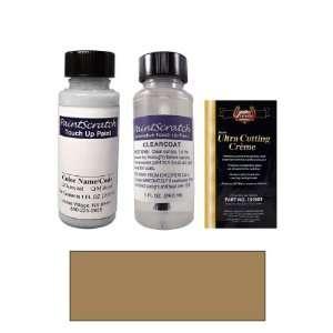 Oz. Mocha Brown Metallic Paint Bottle Kit for 1987 Nissan Sentra (468