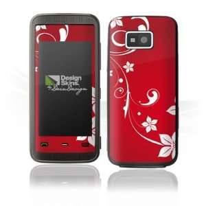 Design Skins for Nokia 5530 Xpress Music   Christmas Heart