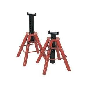 Norco 10 Ton Capacity Jack Stand Pin Type High 81210I