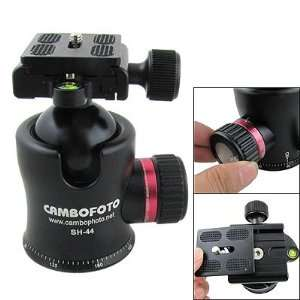 Gino Professional Slide Screw Camera Tripod Ball Head