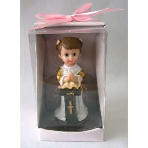 Toddler Preaching Statue Religious Gift Boxed Party Favors CR091W P