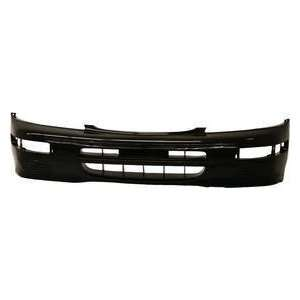 Nissan Maxima Primed Black Replacement Front Bumper Cover Automotive