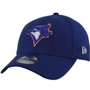 New Era Toronto Blue Jays Team Tonal 39THIRTY Flex Hat   Royal Blue