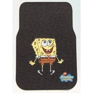 Spongebob Car Front Seat Covers (1 PAIR) Automotive