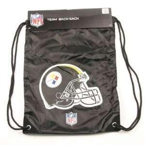 NFL Pittsburgh Steelers Team Cinch bag backpack Sports