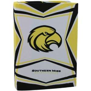 Southern Miss Golden Eagles Stretchable Book Cover
