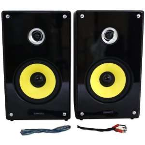 Pro Mrs08 8 120 Watt Active Studio Monitors Musical Instruments