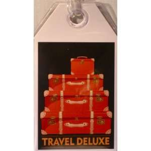 Durable Luggage Tag Travel Deluxe Suitcases