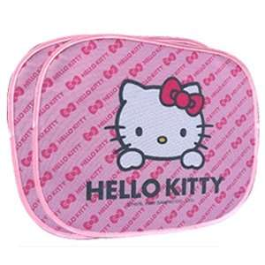 Hello Kitty Car Side Window Sunshade Cover 2pc Everything