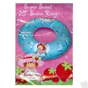 Shortcake Super Sweet 20 Inflatable Swim Ring Toys & Games