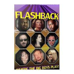 the Big Boys Play Wrestling Documentary DVD R Sherri Martel, Booker T