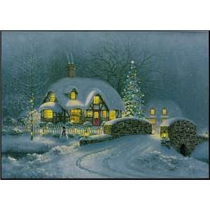 Christmas Cottage (Holiday Cards) (0713755055491) Books