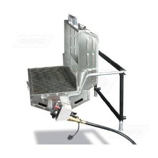 Mounted BBQ Motorhome Gas Grill BBQ Trailer Side Mount Barbeque Grill