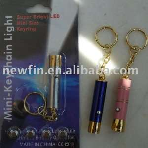 shipping 100 guarranty uv lamp keychain money detector