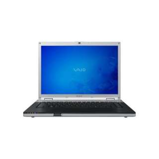 Sony VAIO VGN FZ340E/B 15.4 Laptop (Intel Core 2 Duo