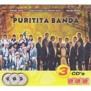De Musica Raul Ortega Y Su Banda Arre, Banda Rafaga. Banda Zeta