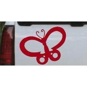 Butterfly Butterflies Car Window Wall Laptop Decal Sticker