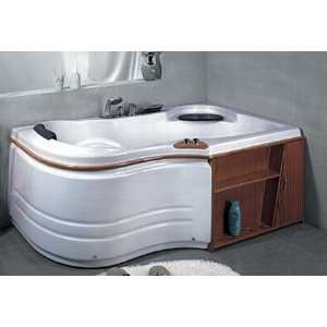 Linea Aqua Air & Whirlpool Combo Tub Grande RW: Everything
