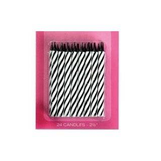 Pink Zebra Birthday Party Invitations Cards  Toys & Games