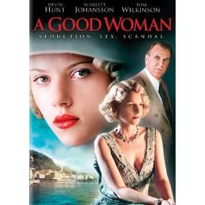 A Good Woman Helen Hunt, Scarlett Johansson, Milena