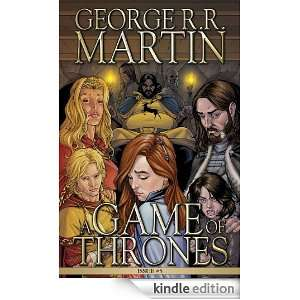 Game of Thrones Comic Book, Issue 5 George R. R. Martin