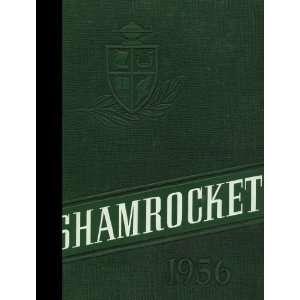 (Reprint) 1956 Yearbook Westfield High School, Westfield