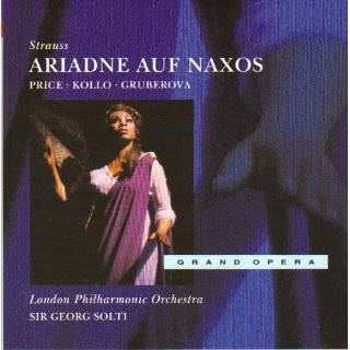 Ariadne Auf Naxos (Complete) Richard Strauss, Georg Solti