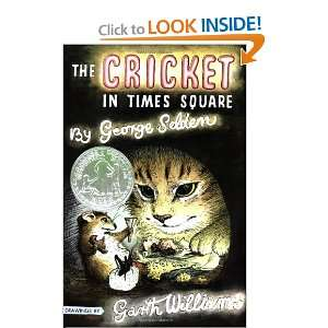 The Cricket in Times Square (Chester Cricket and His