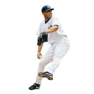 Mariano Rivera New York Yankees MLB Fathead REAL.BIG Wall Graphics