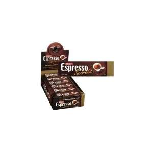 Espresso Secrets Defrancos Cups 3 Pc (Economy Case Pack) 1.3 Oz Box