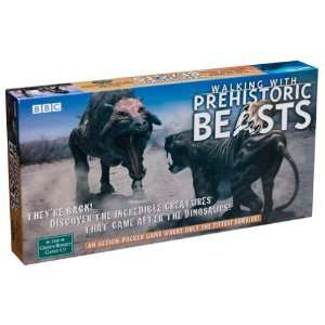Walking with Prehistoric Beasts  Toys & Games