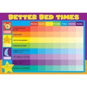 Better Bed Times (Reward Charts) (9781845316365): Books
