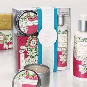 Mudlark Olive Blossom & Coriander Luxurious Gift Set