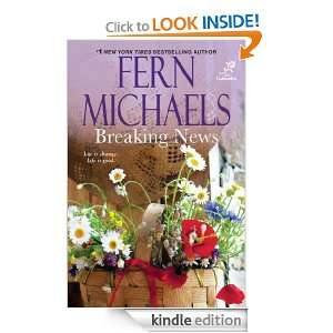 Breaking News (Godmothers) Fern Michaels  Kindle Store