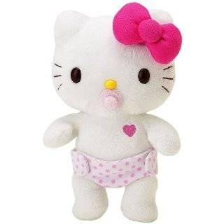 Furyu Hello Kitty Sesame Street Plush Strap   3214   5 Hello Kitty