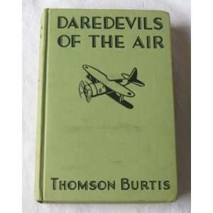 DAREDEVILS OF THE AIR, #1 AIR COMBAT SERIES FOR BOYS
