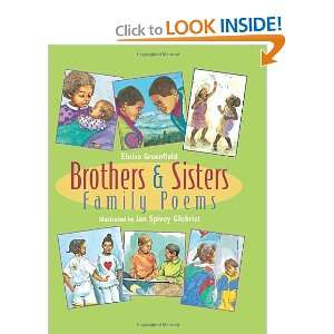 Brothers & Sisters: Family Poems (9780060562847): Eloise