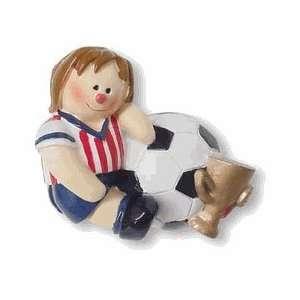 Kids Room Boy Playing Soccer LQ PN0563C SAM D Baby