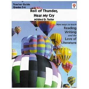 Roll of Thunder, Hear My Cry (Teacher Guide) [Paperback