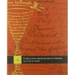 El caliz letras Historia del vino en la literatura
