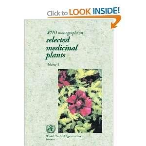 Plants Volume 1 [Paperback] World Health Organization Books
